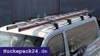 3 Dachträger Lastenträger Grundträger für Fiat Doblo ab Baujahr 2001->