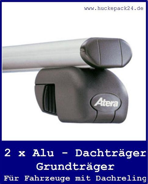 Dachträger Grundträger Relingträger Audi A4 Avant  abschließbar Alu  BJ9/01-3/08