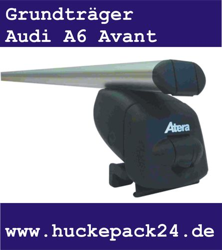 Dachträger Audi A6 Avant  Baujahr 03/2005->  Stahlträger Grundträger