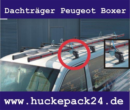1 Dachträger Grundträger Peugeot Boxer Norm-Mittelhochdach Baujahr 7/06-