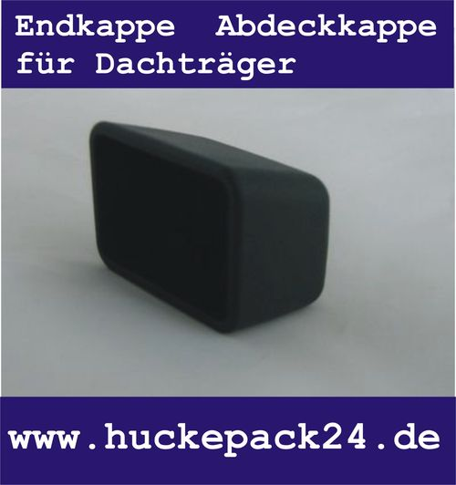 Atera Abdeckkappe Endkappe für Vierkantrohre Dachträger Grundträger