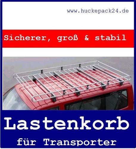 Lastenkorb Lastkorb und Befestigungssatz VW T5 Volkswagen Transporter