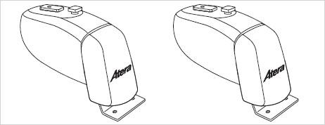 2 Dachträger Grundträger Renault Master ab 03/2010->  Stahlausführung