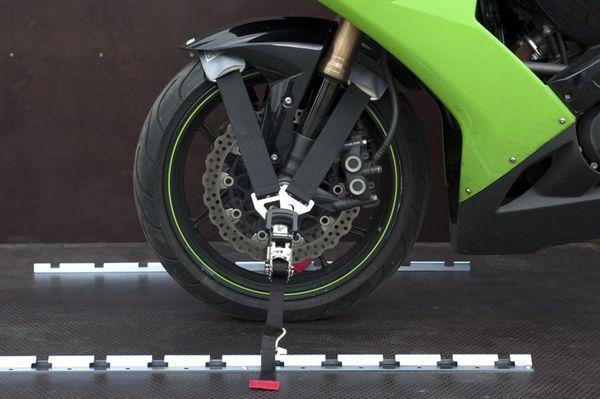 TYREFIX 300 Zurrgurtset für Motorräder Motorrad Quad Motorradgurt Befestigung