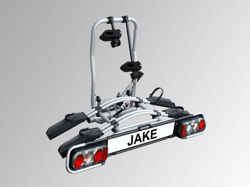 Fahrradträger Heckträger Kupplungsträger für 2 Räder für Ebikes geeignet