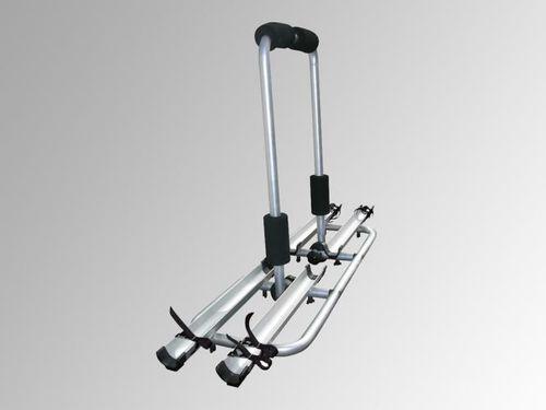 Fahrradträger Fahrradhalter für die Wohnwagen - Deichsel für 2 Räder