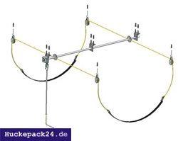 Dachboxlift Dachboxenlift Surfbrett  Eckla Deckenlift