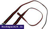 2 Befestigungsriemchen 50cm für Eckla Porty Fahrradträger Spanngurt Zurrgurt
