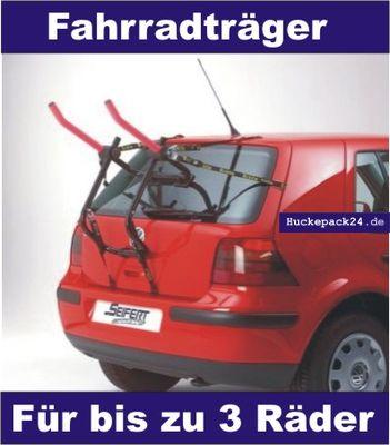 Fahrradträger Heckklappe Hyundai Accent  2004-2008  2 Räder Heckträger ST