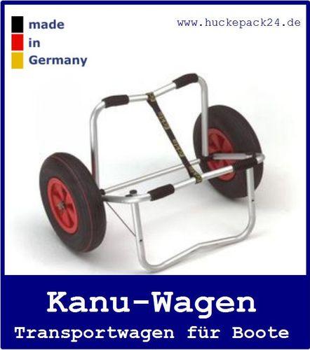 Kanuwagen Bootswagen Transportwagen für Kanu, Kajak und Boote Tragkraft: 80kg