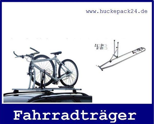 Dach Fahrradhalter Fahradträger Aufnahme Vorderradgabel Dachträger