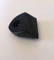 Fabbri Unispider Heckträger 4 Stck Schraubenkopfauflage für Halteklammer