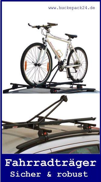 Dach Fahrradhalter Fahradträger Stahl pulverbeschichtet BICI 1000 Dachträger