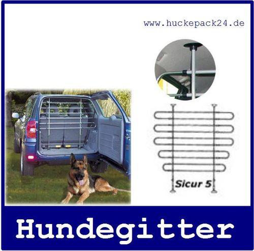Hundegitter Dog Guard  verstellbar B 88-147cm H 110-155cm   10 Stäbe