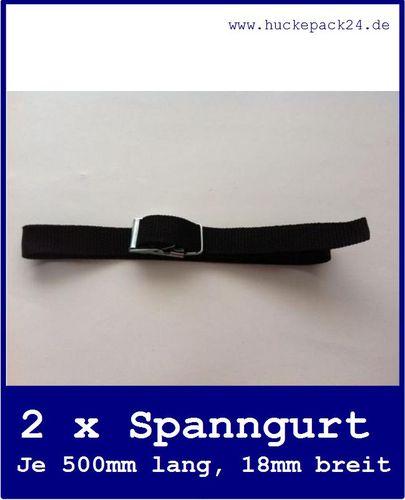 2 x Spannband Fabbri Kupplungsträger Fahrradträger Exlusive Spanngurt