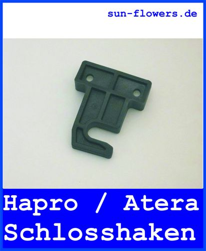 Hapro Atera Dachbox Schlosshaken Carver Probox Interpack Bermuda Rhinorack