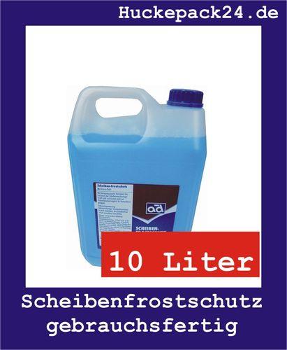 Scheibenfrostschutz Scheibenklar Frostschutz 10 Liter (2,61€/Liter)