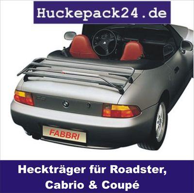 Heckträger Gepäckträger Kofferraumträger Mazda MX 5 1990-2005 BxT 97x45 cm A